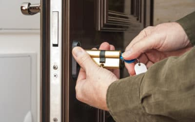 Why Change Locks After Moving Into A New House?